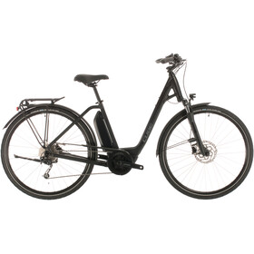 Cube Town Sport Hybrid One 500 Easy Entry black/grey